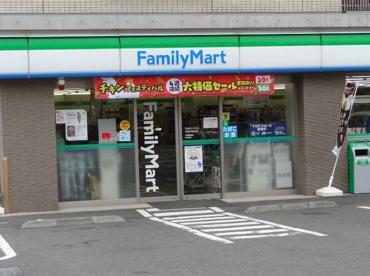 ファミリーマート大田中馬込店の画像1