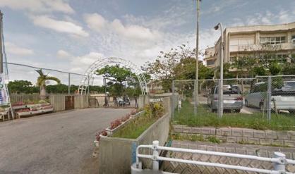 那覇市立鏡原中学校の画像1