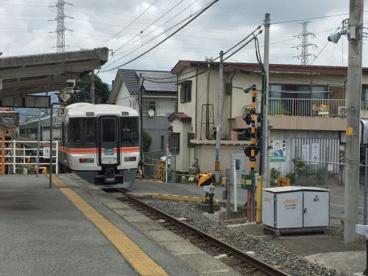身延線 甲斐住吉駅の画像4