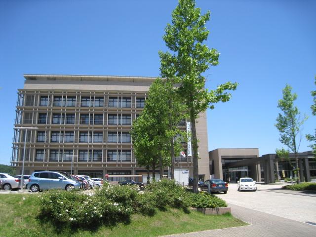 精華町役場の画像