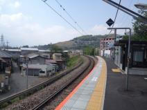 身延線 善光寺駅