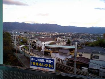 身延線 善光寺駅の画像2