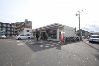 ミニストップ 新白岡駅東口店(白岡市高岩)の画像1