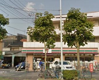 セブンイレブン大田区仲糀谷店の画像1