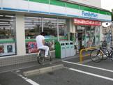 ファミリーマート針中野駅前店