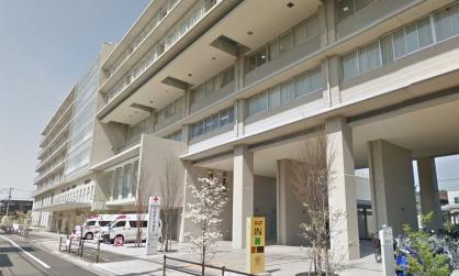大森赤十字病院の画像1