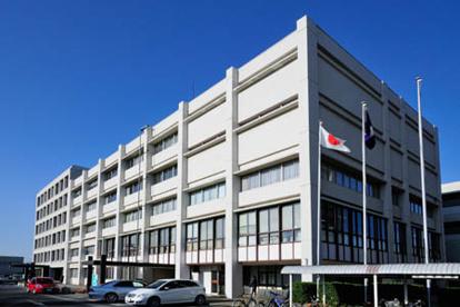 八千代市役所の画像1