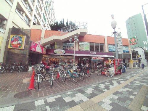 ライフ 板橋店の画像