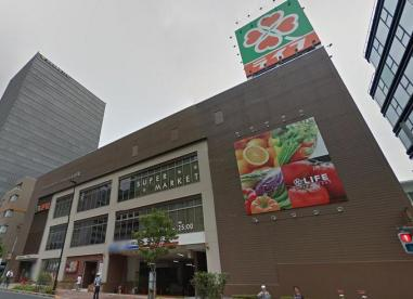ライフ 中野坂上店の画像1