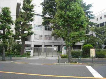 東京都立目黒高等学校の画像1