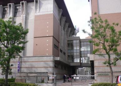 東京都立第一商業高等学校の画像1