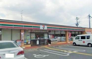 セブン−イレブン城陽長池店の画像1