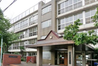 目黒区立第八中学校の画像1