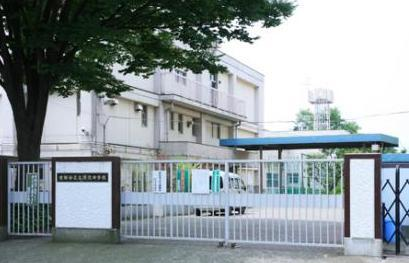 深沢中学校の画像1
