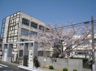 東京都立深沢高等学校の画像1