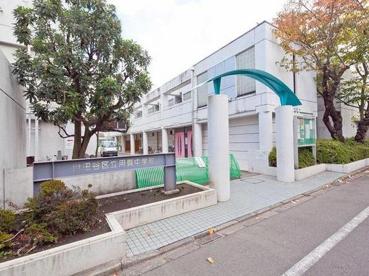 世田谷区立用賀中学校の画像1
