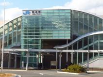 岸辺駅(JR京都線)