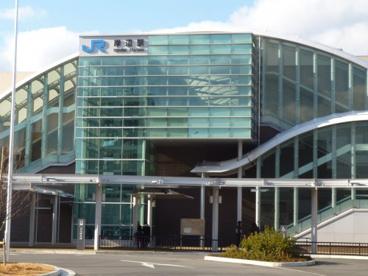 岸辺駅(JR京都線)の画像1