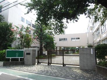 練馬区立石神井南中学校の画像1