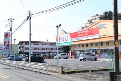 ドラッグストア セキ 白岡中央店(白岡市小久喜)の画像1