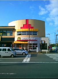 マクドナルド 港北ニュータウン中川店の画像1