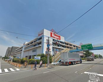 島忠ホームズ川崎大師店の画像1