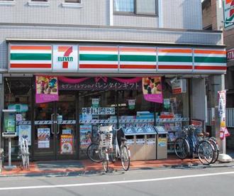 セブンイレブン世田谷中央病院店の画像1
