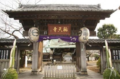 祐天寺の画像1