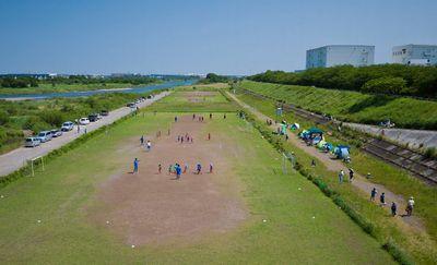 戸沢橋スポーツ広場の画像1