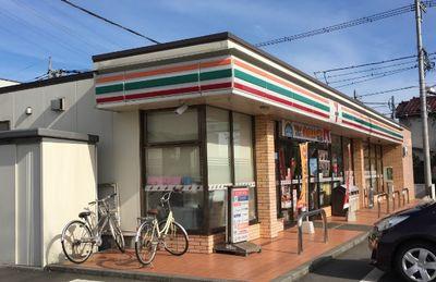 セブンイレブン厚木戸沢橋店の画像1