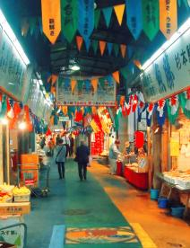 柳橋連合市場 (商店街)の画像1