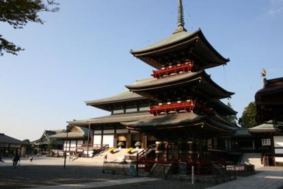成田山新勝寺の画像1