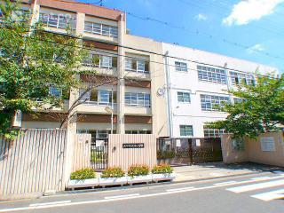 尼崎市立 七松小学校の画像1