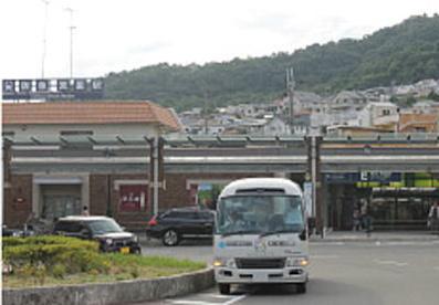 阪急箕面線 箕面駅の画像1