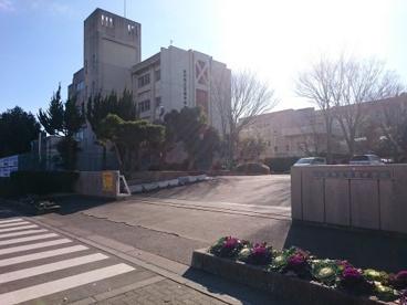 水戸市立笠原中学校の画像1
