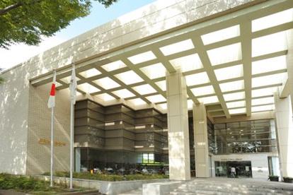 成田市立図書館の画像1