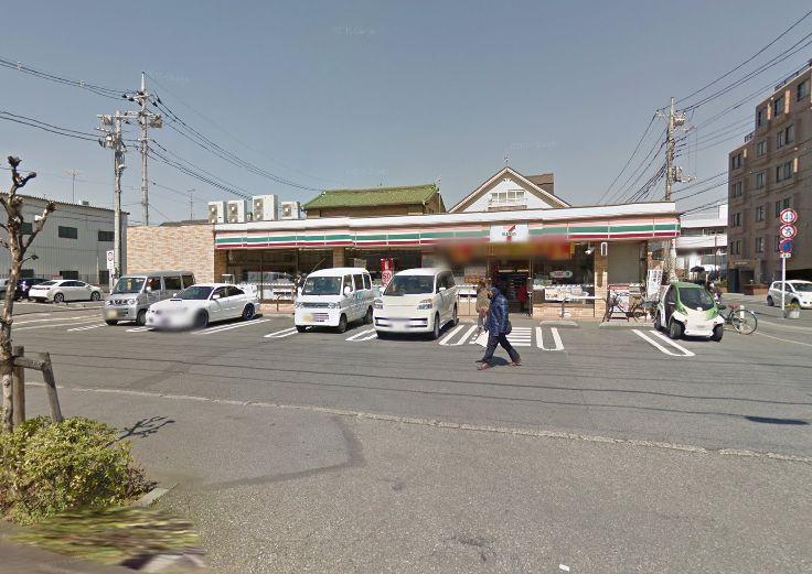 セブンイレブン川口朝日3丁目店の画像