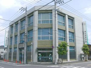 城北信用金庫 朝日町支店の画像