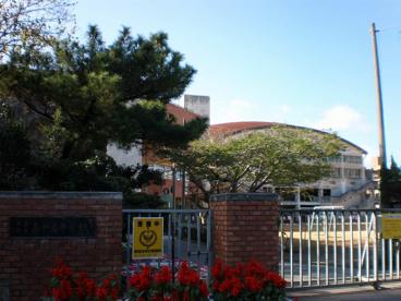 真和志中学校の画像1