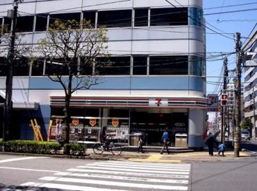 セブン−イレブン 船橋市役所前店の画像1