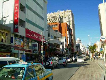 国際通り(松尾周辺)の画像1