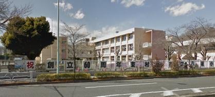 東村山市立八坂小学校の画像1
