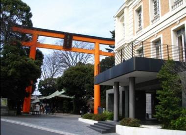 川越氷川神社の画像1