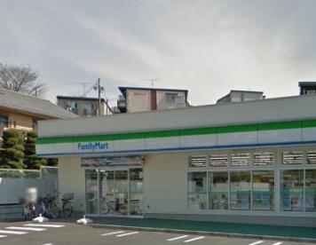 ファミリーマート大田南馬込五丁目店の画像1