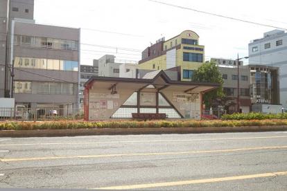 宿院駅・阪堺電気軌道/阪堺線の画像1
