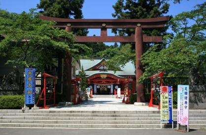 護国神社の画像1
