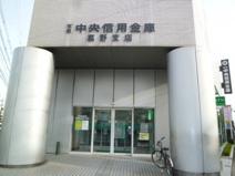 京都中央信用金庫 カド野支店