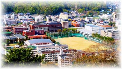 松山北高校の画像1