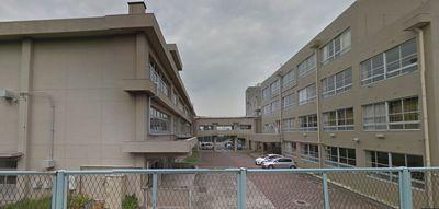 厚木市立小鮎中学校の画像1