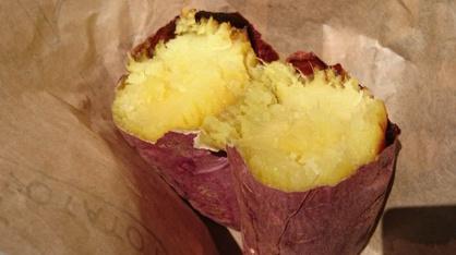 しっとりなめらかクリィ~ミ~な石焼き芋の画像5